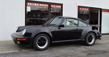 1987 Porsche 911 Turbo (930) Coupe