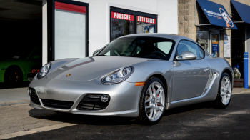 2009 Porsche Cayman S 987.2 * 6 Speed Manual
