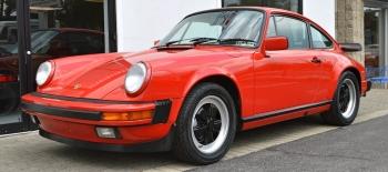 1988 Porsche Carrera 3.2 Coupe