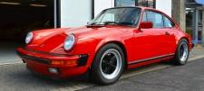 1989 Porsche Carrera 3.2 Coupe
