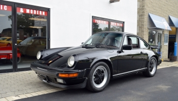 1986 Porsche 911 Carrera 3.2 Coupe