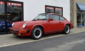 1988 Porsche Carrera 3.2 Coupe