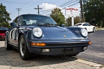 1989 Porsche 911 G50 3.2 Cpe