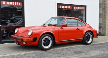 1989 Porsche 911 Carrera 3.2 Coupe