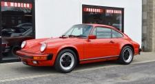 1989 Porsche 911 Carrera 3.2 Coupe