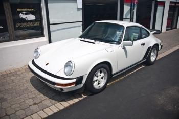 1987 Porsche 911 (G-50) Cpe.
