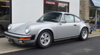 1989 Porsche Carrera 3.2 25th Anniversary Cp
