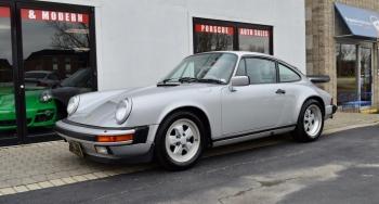 1989 Porsche Carrera Silver Anniversary