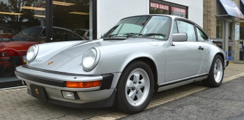 1989 Porsche COUPE 3.2  25th cpe. 82K miles