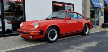 1987 Porsche Carrera Coupe