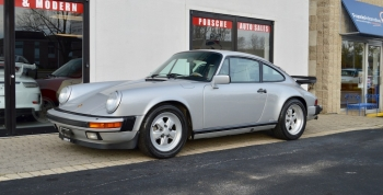 1989 Porsche Carrera 25th