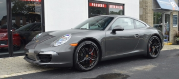 2012 Porsche Carrera 2S Coupe