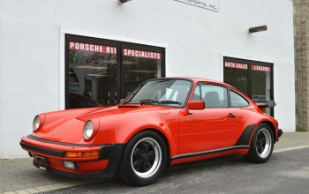 1985 Porsche Carrera 3.2 M 491 Coupe