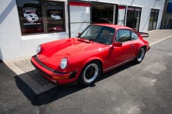 1988 Porsche 911 cpe. 1 owner Carrera !