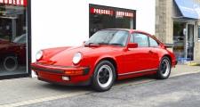 1988 Porsche Carrera 3.2, Coupe (31K)