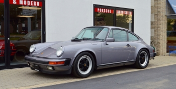 1987 Porsche Carrera 3.2 Coupe