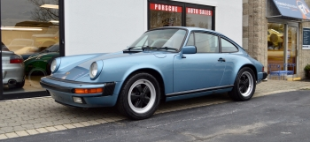 1986 Porsche  Carrera * SOLD *