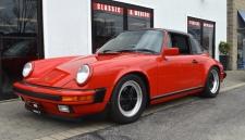 1989 Porsche Carrera 3.2 Targa