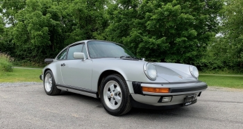 1989 Porsche Carrera 25th Anniversary