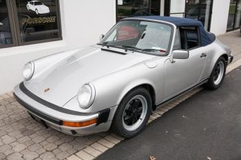 1988 Porsche 911  Cab