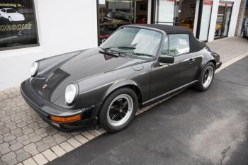 1989 Porsche 911 Cab