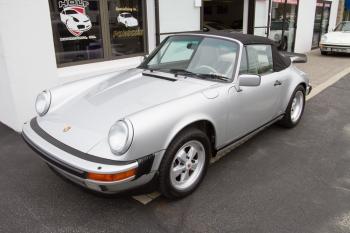 1989 Porsche  911 Annv. cab