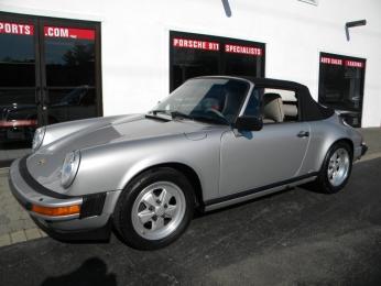 1989 Porsche 25th Silver Anniversary