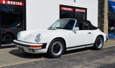 1989 Porsche 911 Carrera  3.2 Cabriolet