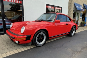 1987 Porsche Carrera 3.2   1 Owner