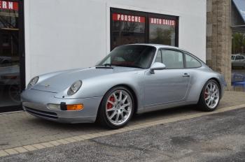 1996 Porsche Carrera Coupe