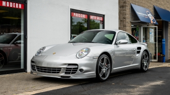 2007 Porsche Turbo  6 Speed
