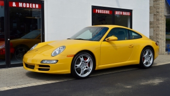 2008 Porsche (997) Carrera S Coupe, One Owner