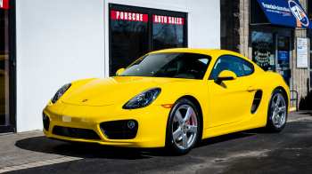 2014 Porsche Cayman S ** SOLD **