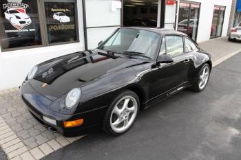 1998 Porsche 911 (993)