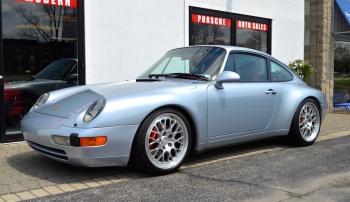 1996 Porsche Carrera (993) C2 Coupe