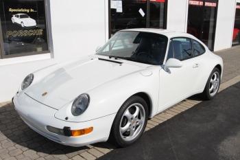 1995 Porsche  911 (993) Cpe.