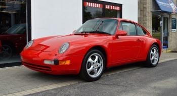 1996 Porsche Carrera (993) C2 Coupe (17K )
