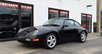 1995 Porsche Carrera (993)C2 Coupe