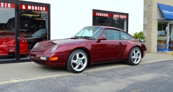 1997 Porsche Carrera (993)C2 Coupe