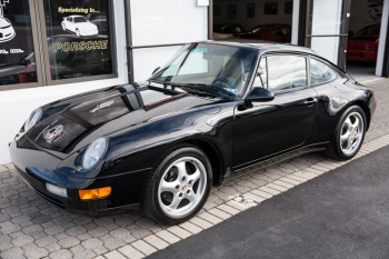 1996 Porsche 911 (993)