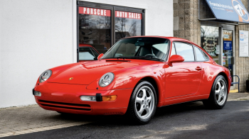 1995 Porsche Carrera C2 Coupe