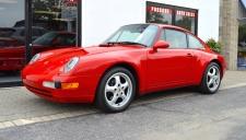 1995 Porsche Carrera (993)C2 Coupe (10K)