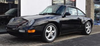 1995 Porsche Carrera  23K miles