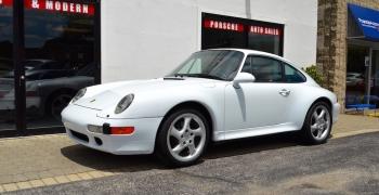 1998 Porsche Carrera (993) C2 S (38K)miles