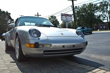 1997 Porsche C2 (993) Coupe