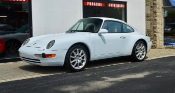 1997 Porsche Carrera  C2 coupe