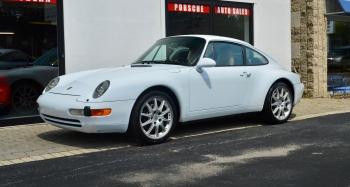 1997 Porsche Carrera 2 coupe (993)