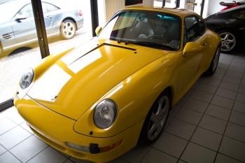 1996 Porsche 911 (993) C4S