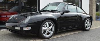 1996 Porsche C-4 Coupe