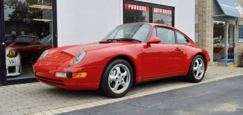 1996 Porsche Carrera 4 Coupe 1 owner